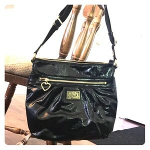 Black Coach Bag Shoulder/Crossbody Bag